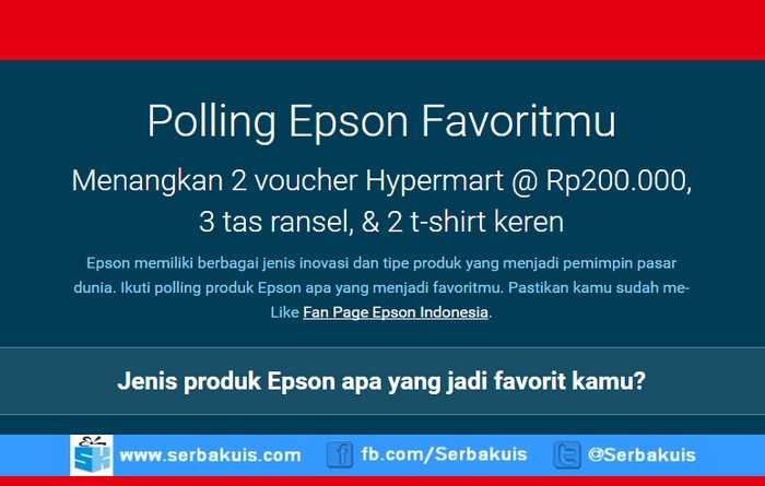 Polling Epson Favoritmu-compressed
