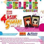 Kontes Foto Selfie Dahlia FM Berhadiah 2 Smartphone