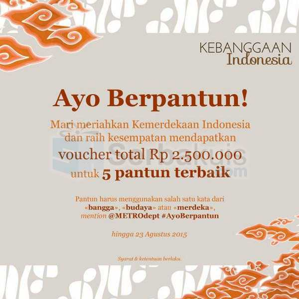 Kontes Pantun Kebanggan Indonesia Berhadiah Voucher 2,5 Juta-compressed