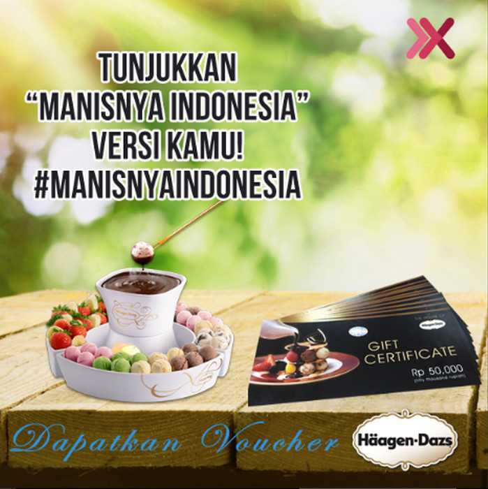 Kuis Nextren Manisnya Indonesia Berhadiah 2 Voucher Senilai 150 Ribu