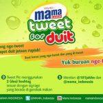 Mama Lemon Tweet dapet Duit Jutaan Rupiah