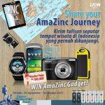 Kontes Amazinc Berhadiah Kamera Nikon Coolpix & Smartphone Android