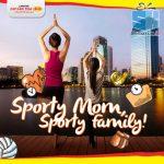 Kontes Cerita Olahraga Cap Kaki Tiga Anak Berhadiah Menarik