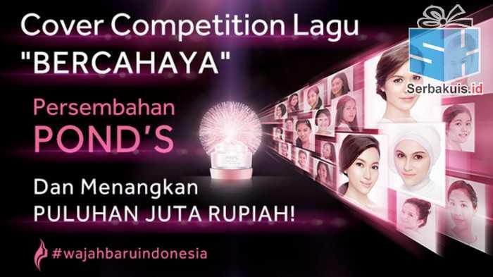 Kontes Cover Lagu POND'S Berhadiah Total 25 Juta