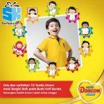 Kontes Foto Dancow Anak Bergizi Baik Hadiah 6 Juta per Minggu