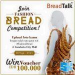Kontes Foto Fashion Bread Berhadiah Voucher 100K