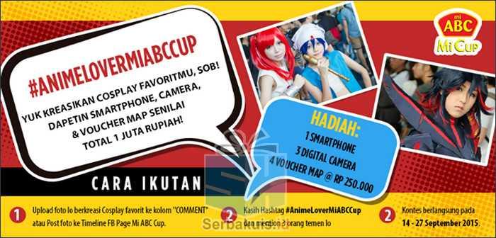 Kontes Foto Mi ABC Cup Berhadiah 1 Smartphone & 3 Kamera