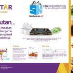 Kontes Menu Idul Adha Berhadiah Kompor, Mixer & Bread Toaster