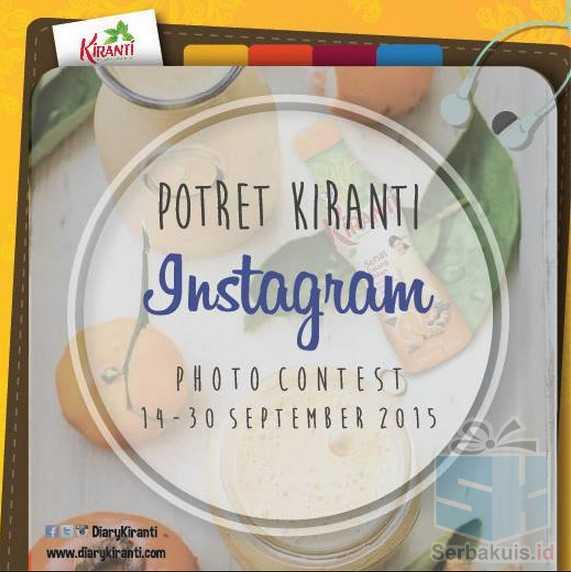 Kontes Potret Kiranti Berhadiah Voucher MAP, Canvas Bag & Produk