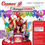 Kontes Video Cosmos Berhadiah Menarik