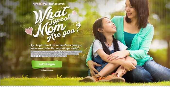 Kuis Kehangatan Ibu Berhadiah Baby Box & Voucher Belanja Blibli Senilai 1,5 Juta