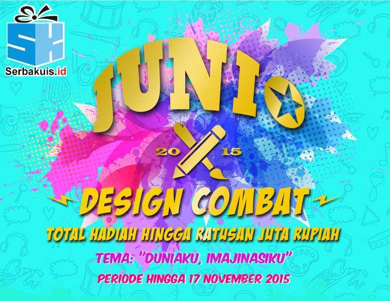 Kontes BRI Junio Design Combat 2015 Berhadiah Ratusan Juta Rupiah