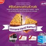 Biskies Balance Story #BalanceItuEnak