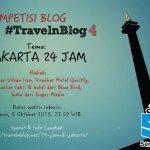 Kontes Blog Jakarta 24 Jam Berhadiah Voucher & Buku
