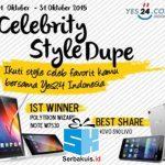 Kontes Celebrity Style Dupe Yes24 Indonesia
