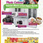 Kontes Foto Kejutan Manis untuk Dapur Bunda