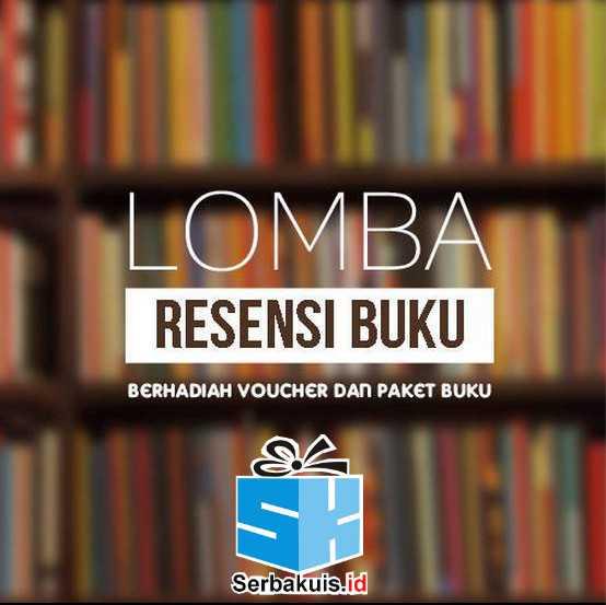 Kontes Resensi Bukupedia Berhadiah Voucher & Komik Indonesia
