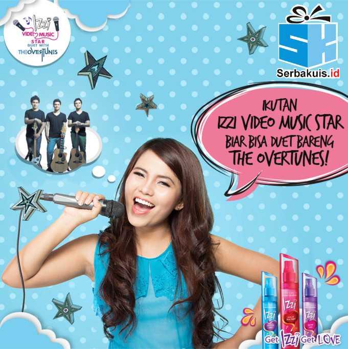 Kontes Video Izzi Music Star Berhadiah Uang 20 Juta