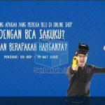 Kuis BCA Hangout Bareng Sakuku Berhadiah Samsung Galaxy A3 & J1