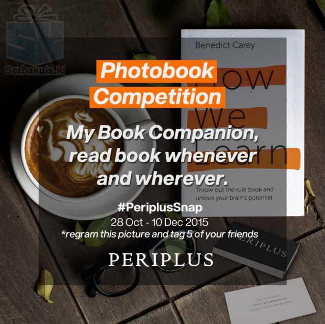 Periplus Photobook Competition Berhadiah Menarik