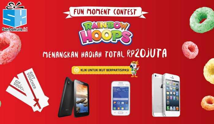 Kontes Simba Rainbow Hoops Berhadiah Total 20 Juta