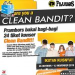 Kuis Are your a Clean Bandit