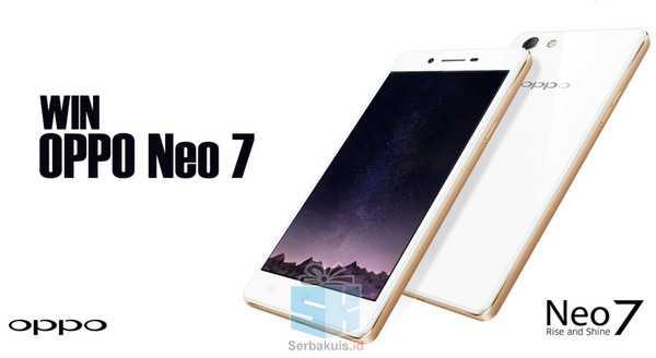 Kuis Video Isyana Berhadiah Android Oppo Neo 7