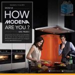 Kontes Foto How Modena Are You Berhadiah Portable Induction PI 1310 D