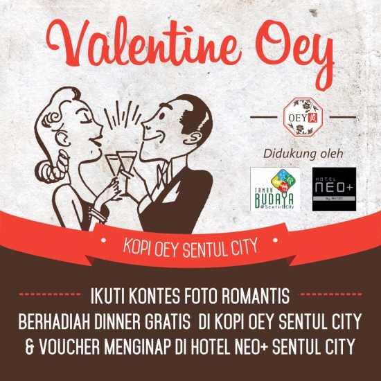 Kontes Foto Valentine Oey Berhadiah Total Jutaan Rupiah