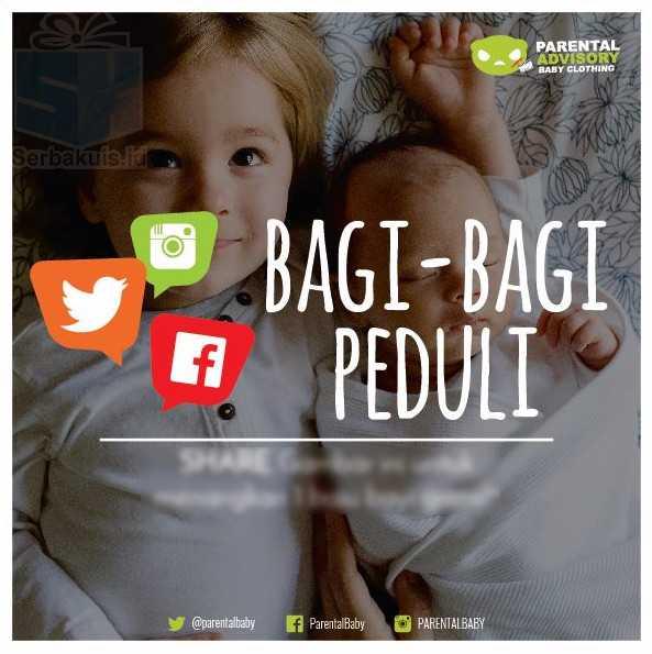 Kuis Bagi-Bagi Peduli Berhadiah 100 Baju Bayi Gratis