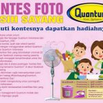 Kontes Foto Kasih Sayang Quantum