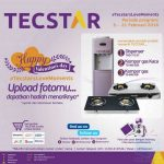 Promo Tecstar Love Moment Berhadiah Dispenser TWD-770 ST