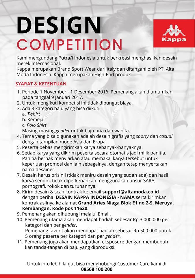 KAPPA Design Competition