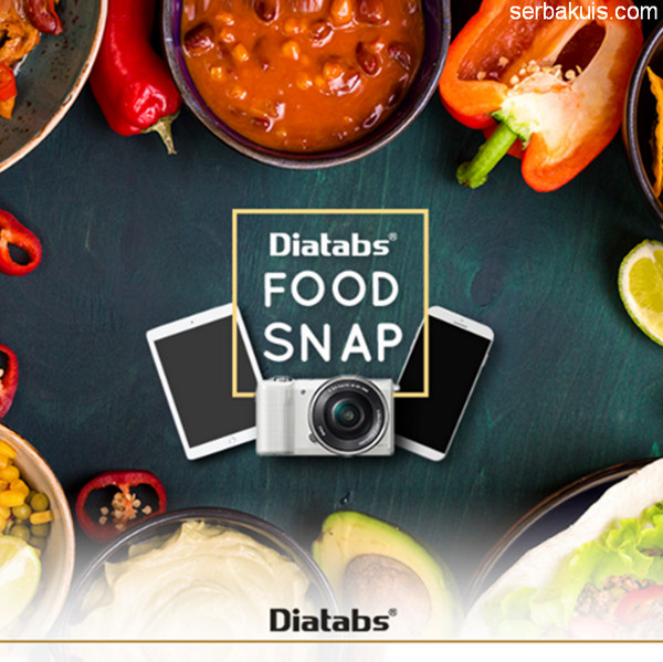 Diatabs Food Snap