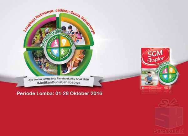 Lomba Foto SGM Jadikan Dunia Sahabatnya Berhadiah 22 Smartphone