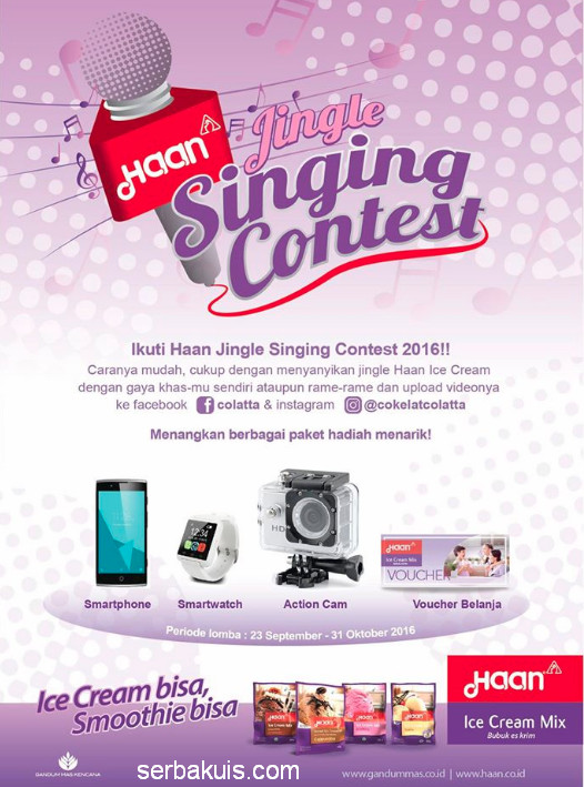 Lomba Haan Singing Contest 2016,