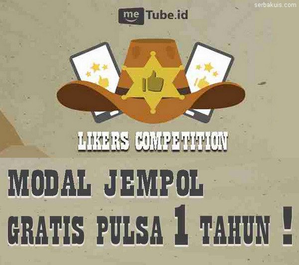 meTube.id Likers Competitions