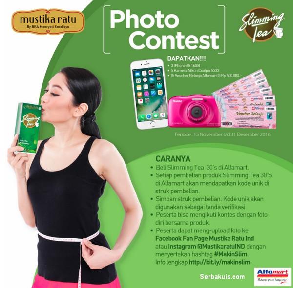 Photo Contest Slimming Tea