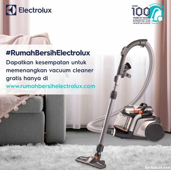 Rumah Bersih Electrolux