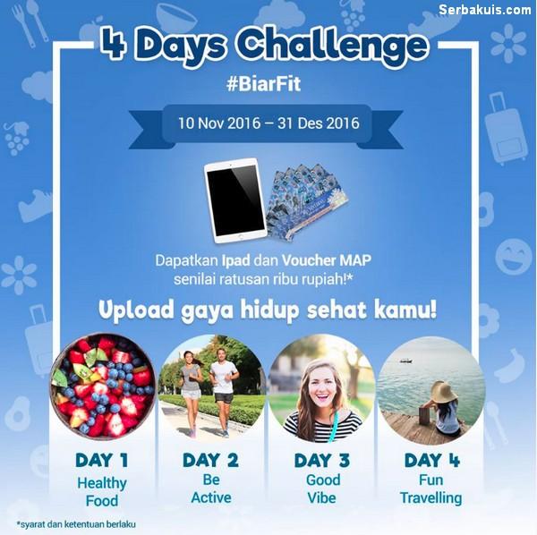 4 Days Challenge Biarfit