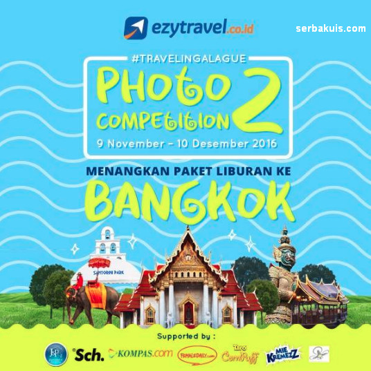 Traveling Ala Gue Photo Competition 2