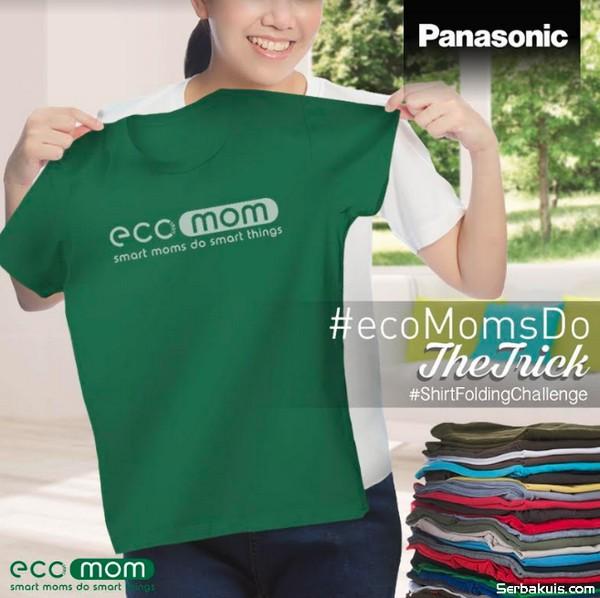 Kontes Video Shirt Folding Ecomom