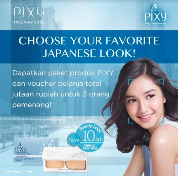 Pixy Tokyo Look Book