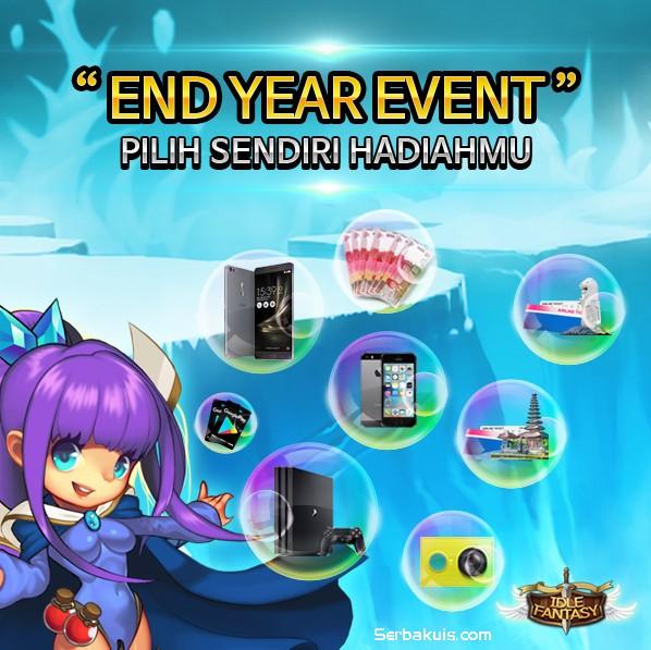 End Year Event - Pilih SEndiri Hadiahmu