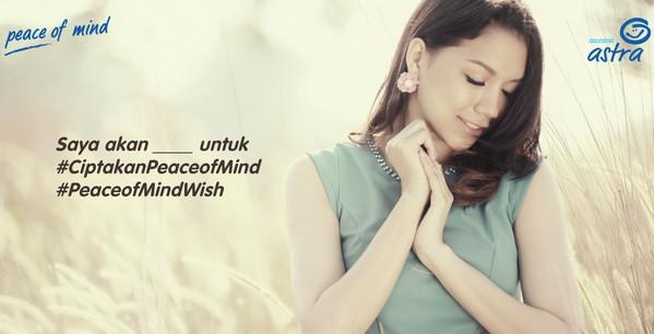 Ciptakan Peace of Mind