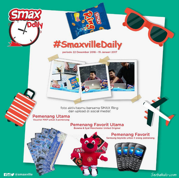 Smaxville Daily