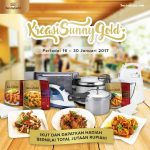 Kreasi Sunny Gold