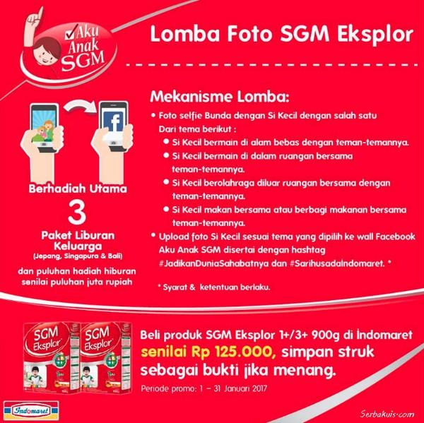 Lomba Foto SGM Eksplor