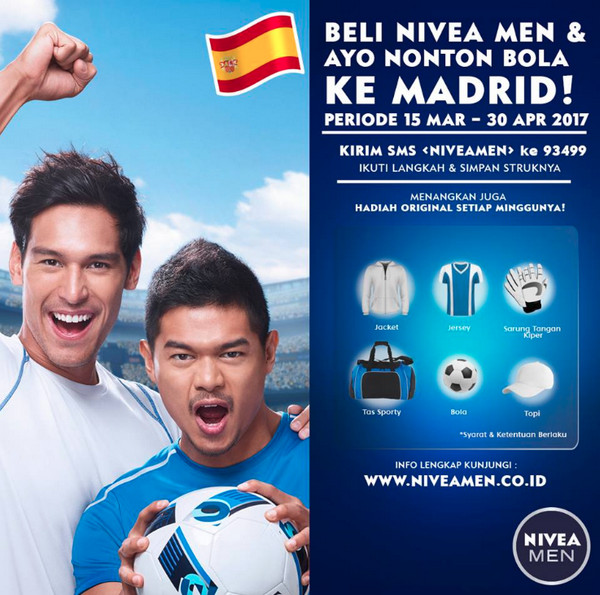Ayo Nonton Bola Ke Madrid