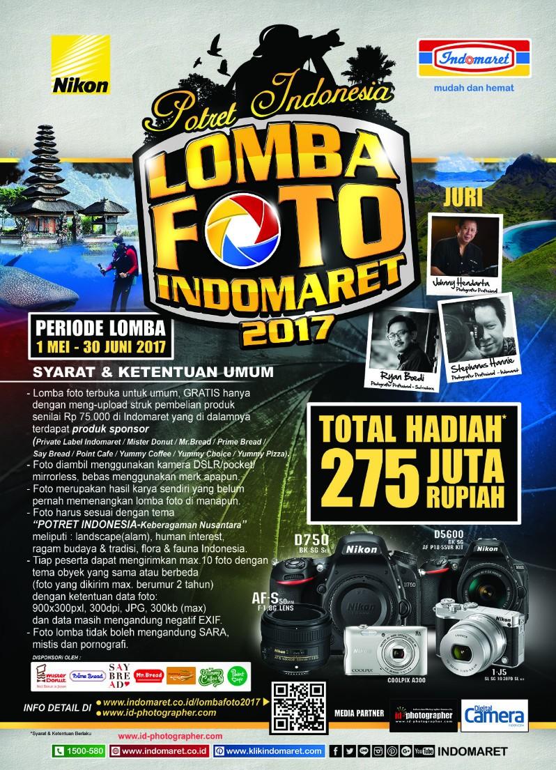 Lomba Foto Indomaret 2017